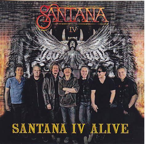 Alive Santana santana santana iv alive 2cdr giginjapan