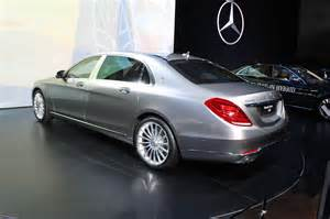 2016 mercedes maybach s class picture 579873 car