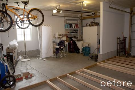 how to make a garage into a bedroom from garage to studio