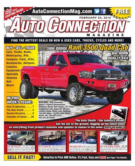 110 free magazines from ifarhu gob pa 02 24 16 auto connection magazine by auto connection
