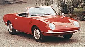 Fiat 850 Convertible 1971 Fiat 850 Spider Convertible 1965 850 Spider