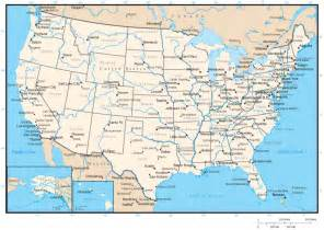 us map with cities and rivers www proteckmachinery
