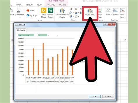 how to create a pivot table in excel 2013 3 easy ways to create pivot tables in excel with pictures