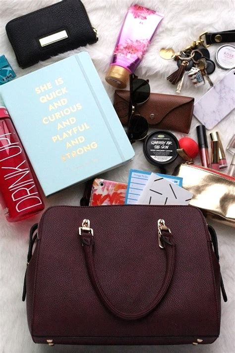 25 best ideas about purse essentials on