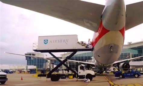 air serv corporation dulles airport cargo freight company sterling virginia