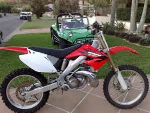 Honda Cr250 For Sale 2006 Honda Cr250r Bike Sales Qld Brisbane