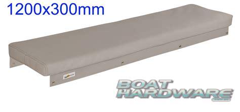 boat bench cushions bench boat cushion 1200 300mm grey ma700 3g oceansouth