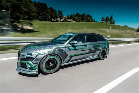 Audi Rs6 0 200 by Abt Audi Rs6 E Vollgas Mit 252 Ber 1 000 Ps