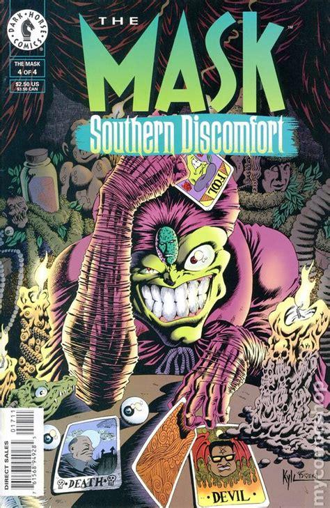 mask southern discomfort 1996 comic books