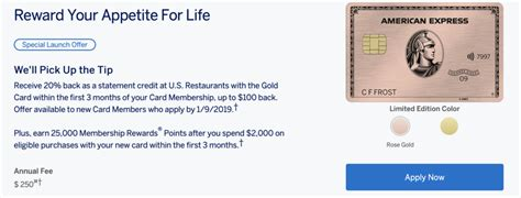 """The """"New"""" American Express Gold Card Is Live with Increased Bonus Point Categories & Fee"""