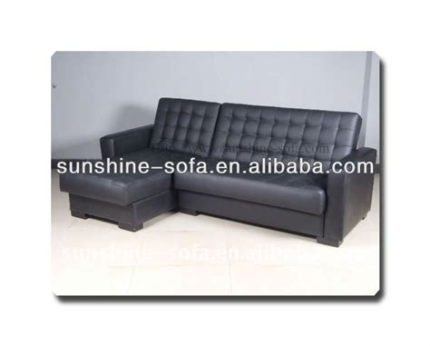 chesterfield corner sofa bed pu chesterfield leather corner sofa bed with storage buy
