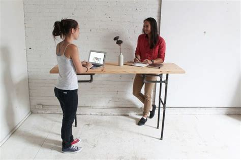 are standing desks better for you work better 5 diy standing desk projects you can make