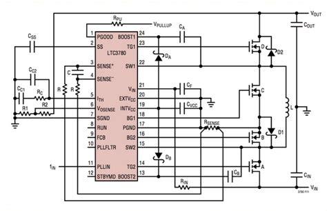 integrated circuit design engineer description integrated circuit buck boost converter controller design electrical engineering stack exchange