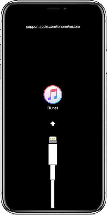 how to put iphone xs and iphone xs max in recovery mode