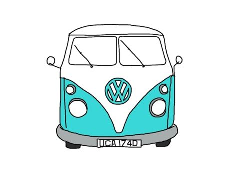 volkswagen van transparent transparent leo