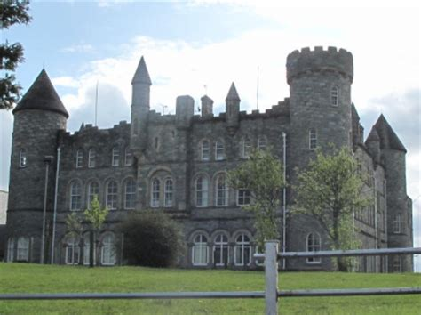Letterkenny College St Eunans College Letterkennyletterkenny Self Catering Accommodation Donegal Ireland
