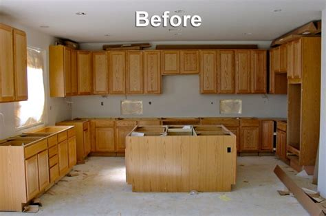 Interior Kitchen cabinet refinishing k d custom painting
