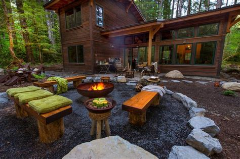 rustic firepit 25 best ideas about rustic pits on