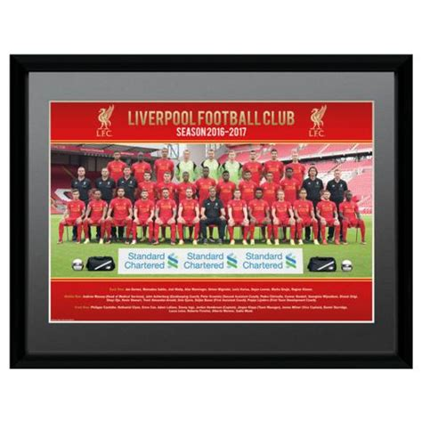 Liverpool The 12th Poster Kayu 30x22 liverpool fc posters official merchandise 2017 2018