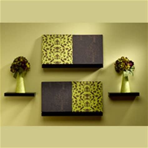 brown and green wall favecrafts