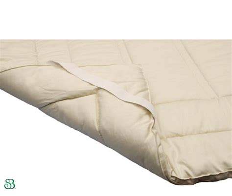 Organic Mattress Pad by Organic Wool Mattress Quilted Organic Wool Mattress