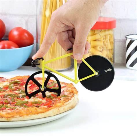 Pisau Pemotong Pizza suka pizza mesin pemotong pizza unik ini bikin acara makan pizza mu merem melek