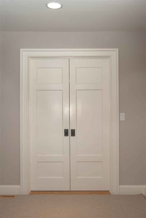 double bedroom doors pinterest