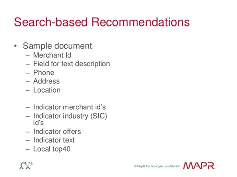 Merchant Id Lookup My Talk About Recommendation And Search To The Hive