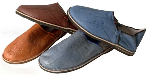 handmade danbira babouches moroccan leather slippers for