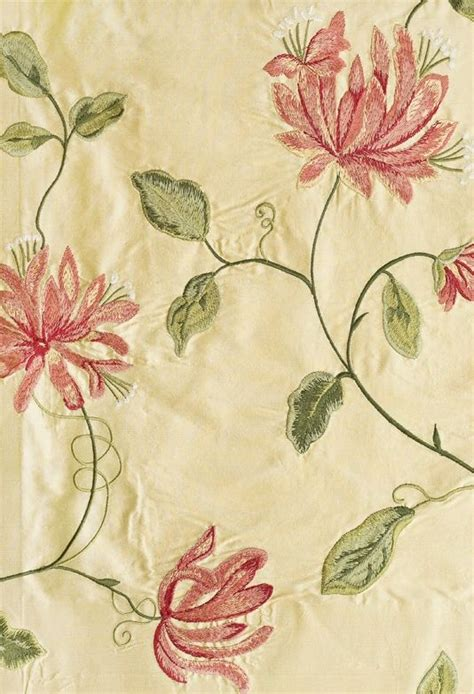 embroidered fabric for curtains 1000 images about curtains on pinterest apple blossoms