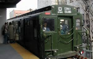 new nyc subway cars vintage subway cars forgotten new york