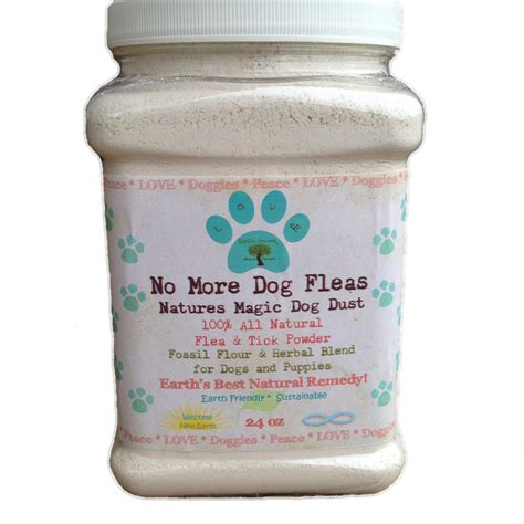 flea tick treatment powder for dogs