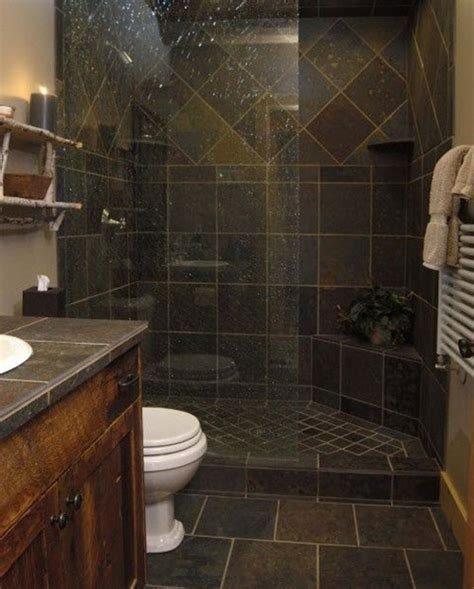slate tile bathroom designs 33 black slate bathroom floor tiles ideas and pictures