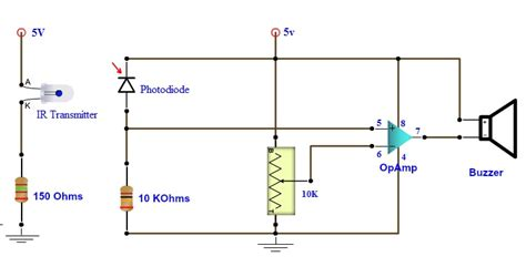 alarm circuit diagram wiring diagram with description
