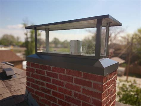 why do you need a fireplace chimney cap master caps