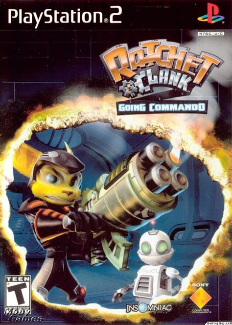 Bd Ps3 Ratchet And Clank Collection ratchet clank going commando ps2 ps2 collection
