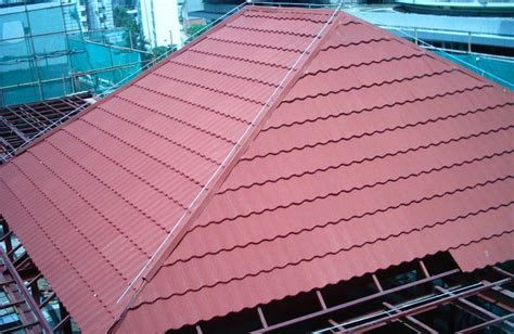Metal Tile Roof Snow Guards For Concrete Roof Tiles Newhairstylesformen2014
