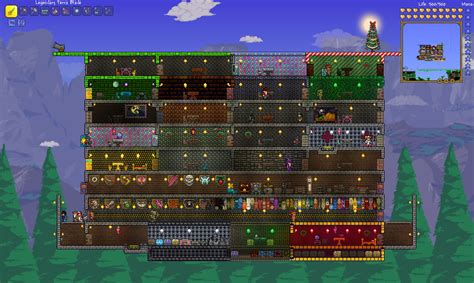Types Of Kitchen Designs terraria 2014 refresher review mmohuts