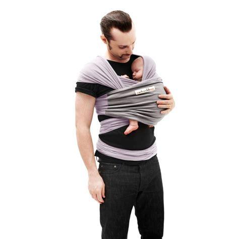 je porte mon bebe echarpe je porte mon b 233 b 233 jpmbb lavande poche gris clair