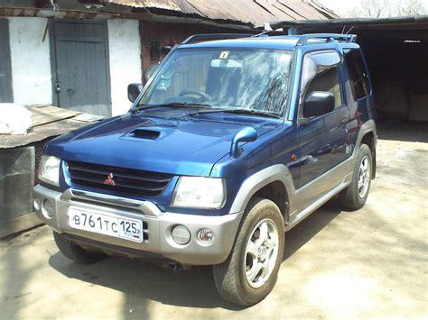 mitsubishi mini 1998 mitsubishi pajero mini automatic related infomation