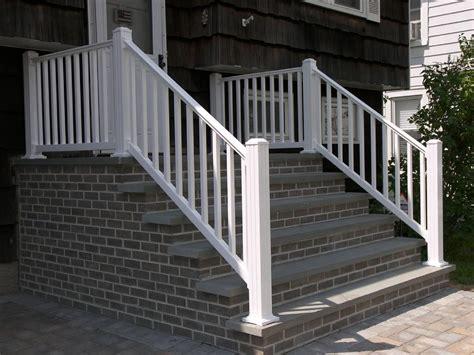 Vinyl Handrail Pvc Railings Aluminum Railings Island Nassau