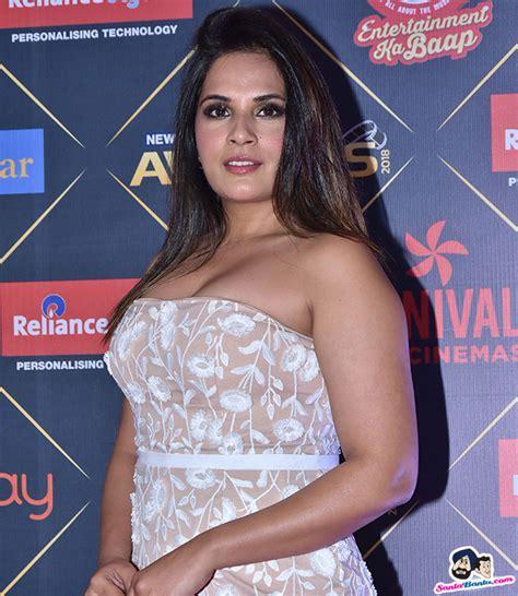 richa chadda cricket movie news18 reel movie awards 2018 richa chadda picture 374977