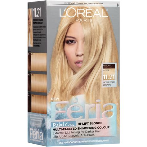 feria hair colors l oreal feria multi faceted shimmering color