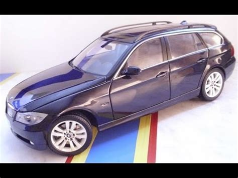 Diecast Bburago 124 Bmw 3 Series Touring bmw 330i e91 touring in scale 1 18 by kyosho