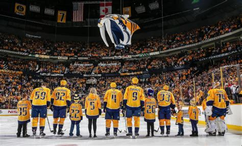 Vanderbilt Mba Hr by What The Nashville Predators Can Teach Managers About
