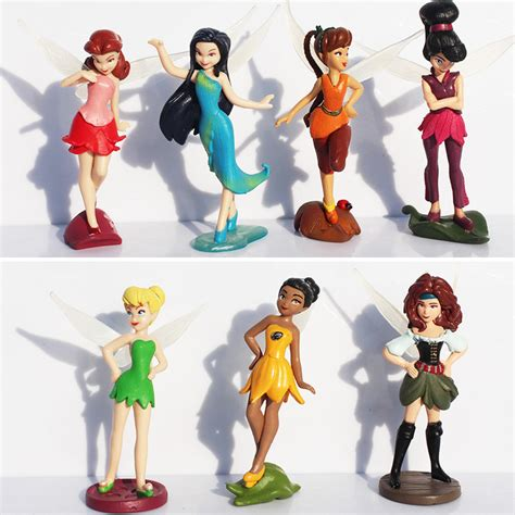 Figure Tinkerbell popular tinkerbell toys buy cheap tinkerbell toys lots