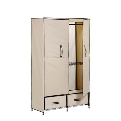 Wardrobes Home Depot wardrobe closet wood wardrobe closet home depot