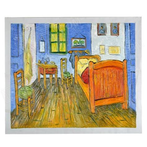 famous bedroom painting hand painted famous oil painting quot the bedroom at arles c