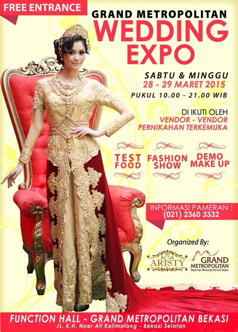 Wedding Expo Jakarta by Grand Metropolitan Wedding Expo Pameran Pernikahan