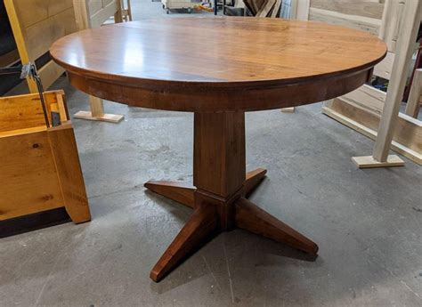 solid wood dining table naked furniture